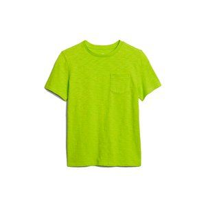 Old Navy Kids' Pocket Short Sleeve T-Shirt, Large